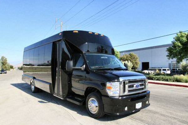 20 Person Party Bus San Antonio