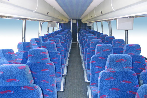 50 Person Charter Bus Rental San Antonio