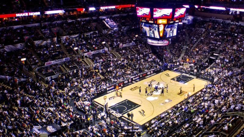Limo Service San Antonio Spurs Att Center