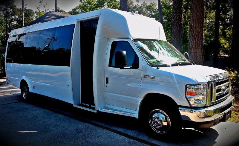 San Antonio 22 Passenger Party Bus